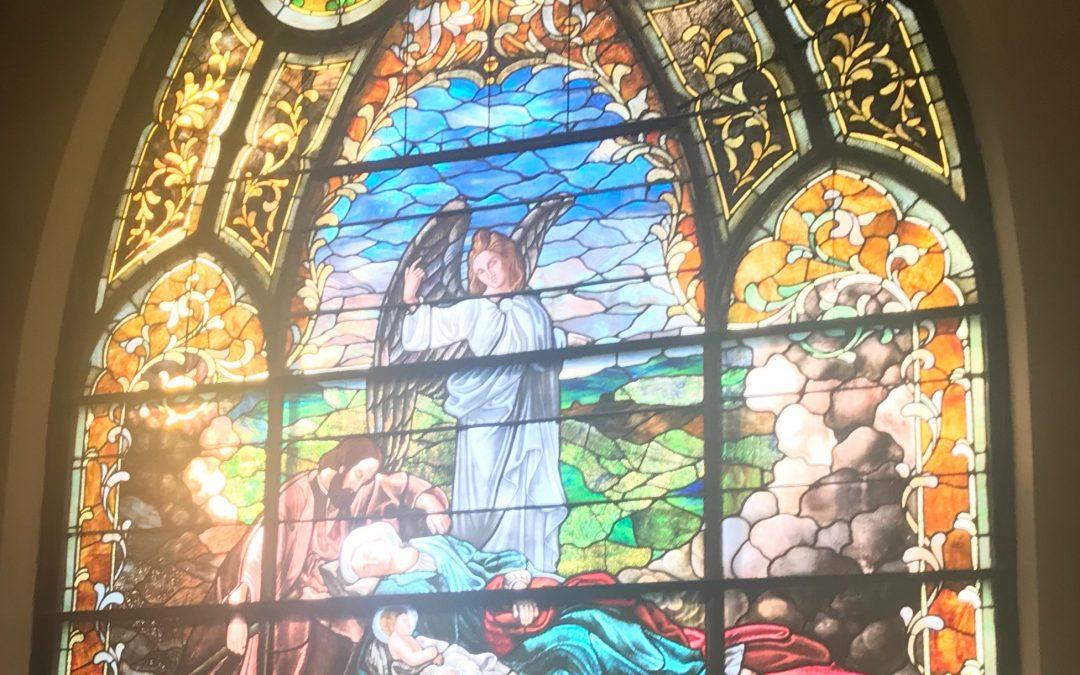 TRINITY EPISCOPAL CHURCH - LONGING FOR GOD